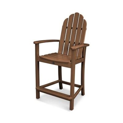 Terrific Polywood Classic Adirondack Plastic Stationary Adirondack Theyellowbook Wood Chair Design Ideas Theyellowbookinfo