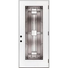 Terrific Feather River Entry Doors At Lowes Com Door Handles Collection Olytizonderlifede