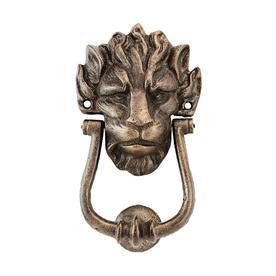 Superieur Design Toscano 10 Downing Street Lion 8.5 In Entry Door Knocker