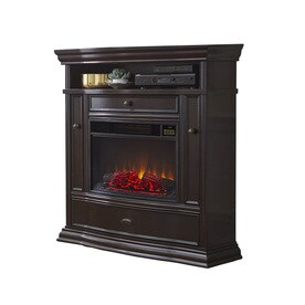 Style Selections Electric Fireplaces At Lowes Com