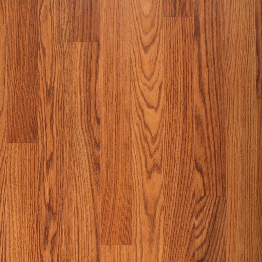 Shop laminate 8 1 8 in w x 47 5 8 in l classic oak for Laminate flooring offers