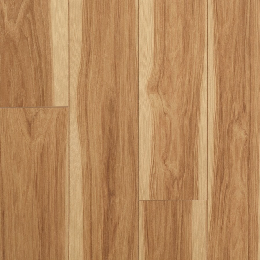 SwiftLock Laminate 4-7/8-in W x 47-5/8-in L Natural Hickory Laminate Flooring
