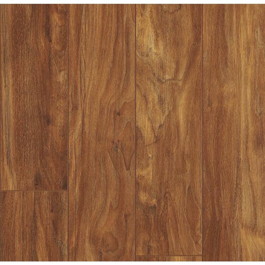 SwiftLock Laminate 4-7/8-in W x 47-5/8-in L Mocha Walnut Laminate Flooring