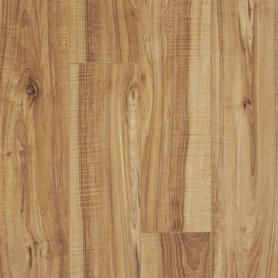 Natural Maple Laminate Flooring Image 1 Swiftlock 4 7 8 In W X 47 5