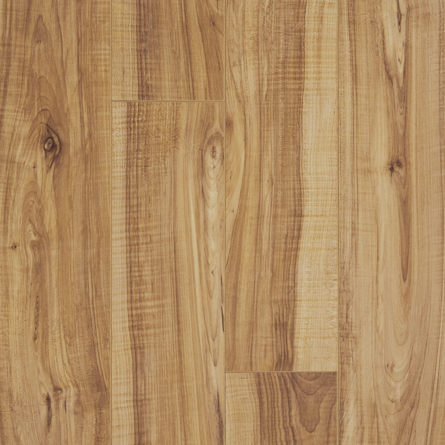 Swiftlock Laminate Embossed Maple Wood Planks Sample Rustic Natural Maple