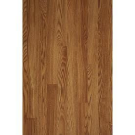 Style Selections Toffee Oak 807 In W X 397 Ft L Embossed Wood Plank