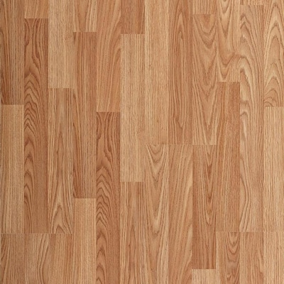 3.96-ft L Smooth Wood Plank