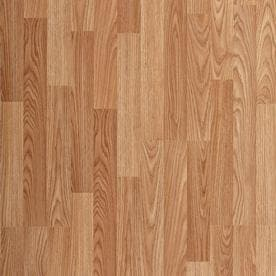 Project Source 8.05-in W x 3.96-ft L Natural Oak Smooth Wood Plank