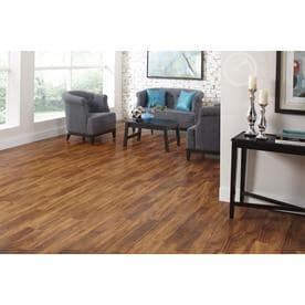Style Selections Auburn Stained White Oak 8 03 In W X 3 96 Ft L Smooth