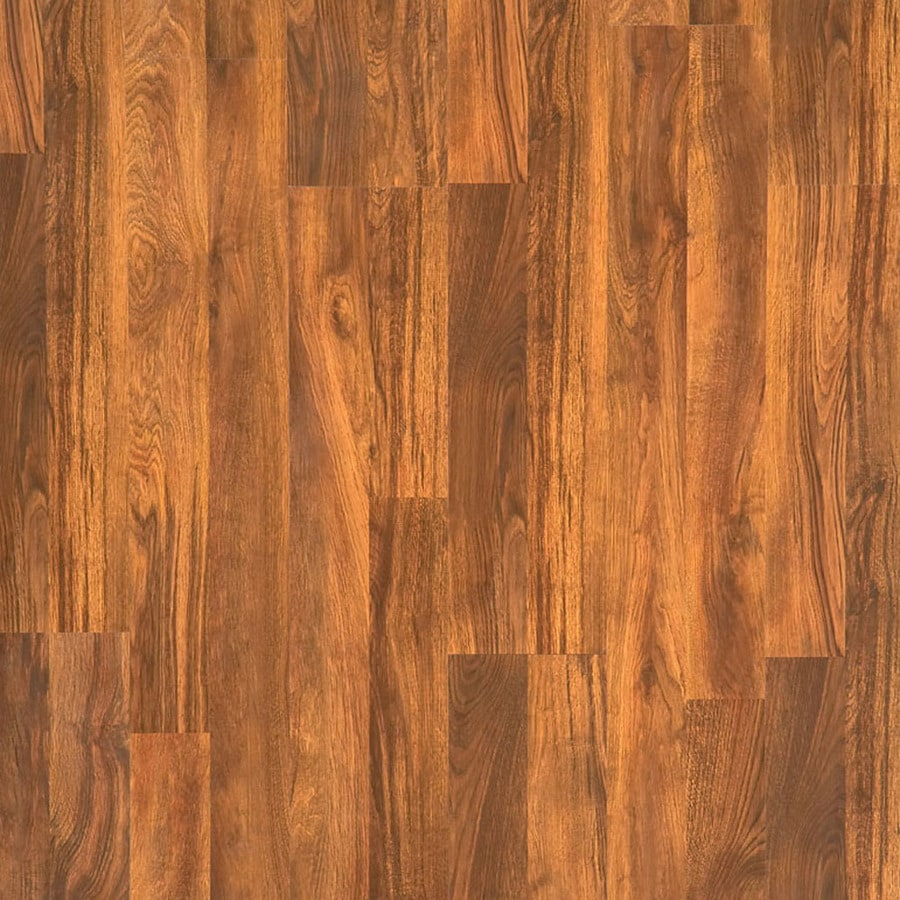 shop style selections auburn wood planks laminate sample. Black Bedroom Furniture Sets. Home Design Ideas
