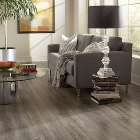 Style Selections Park Lodge Oak 6 14 In W X 3 96 Ft L