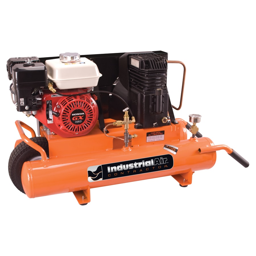 Industrial Air 8-Gallon Gas Air Compressor