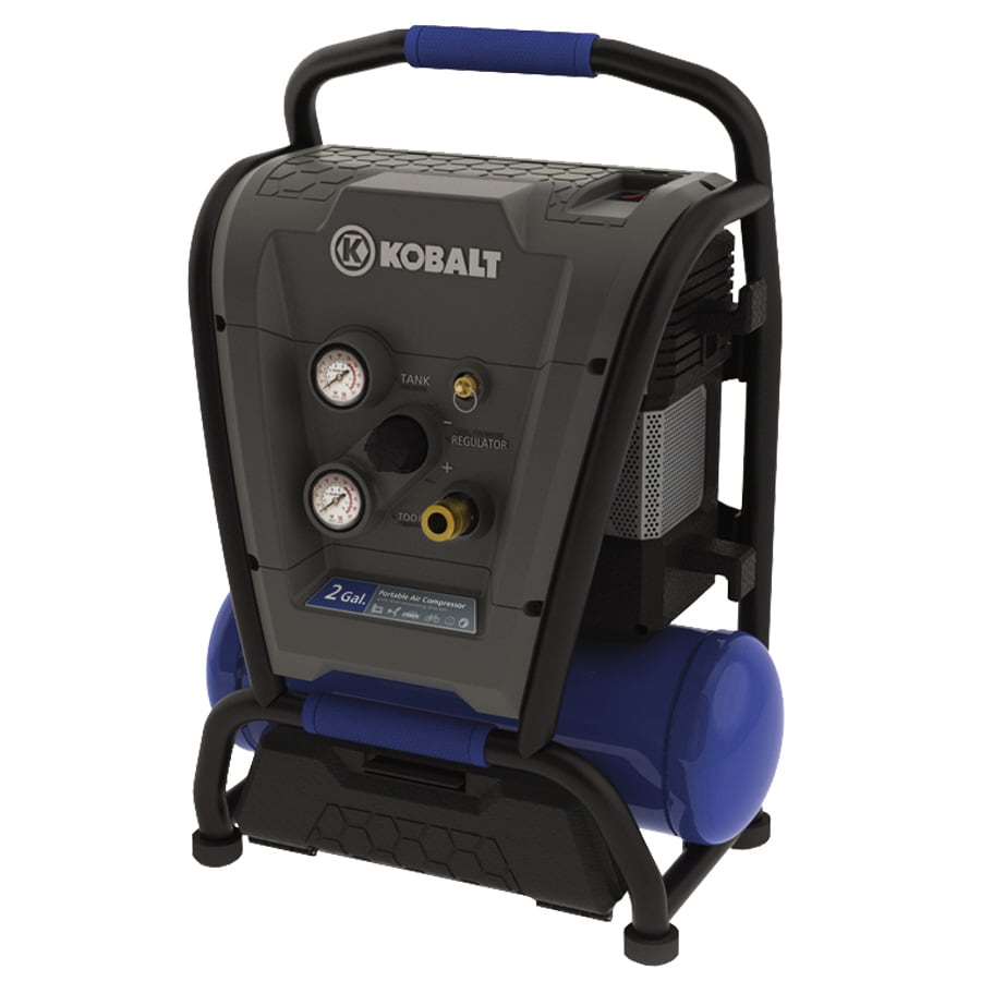 Kobalt 2-Gallon 135-PSI Electric Air Compressor