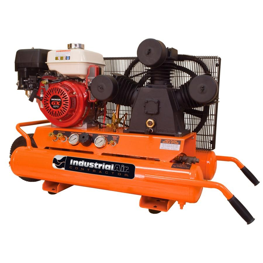Industrial Air 9-Gallon Gas Air Compressor