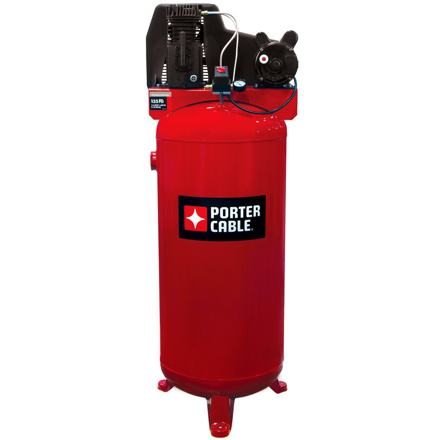 PORTER-CABLE 60-Gallon Electric Vertical Air Compressor