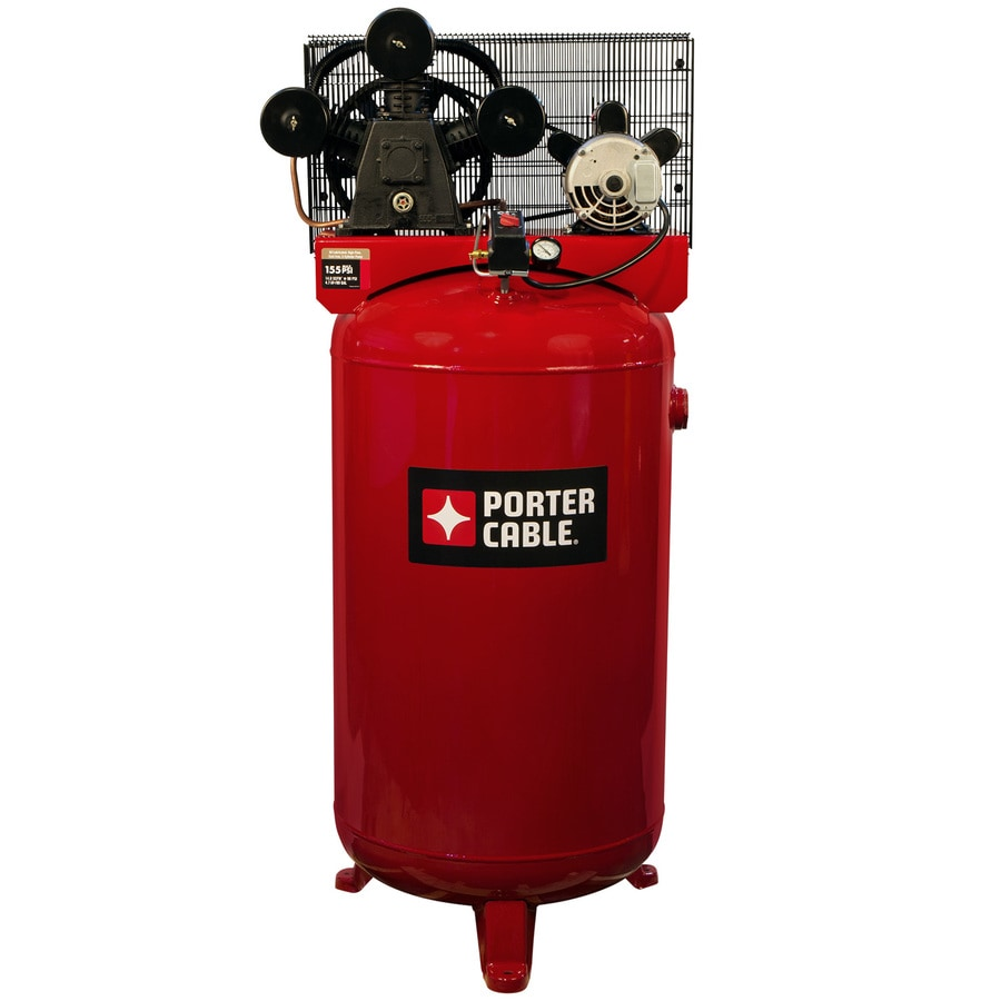 PORTER-CABLE Porter Cable 80-Gallon Electric Vertical Air Compressor