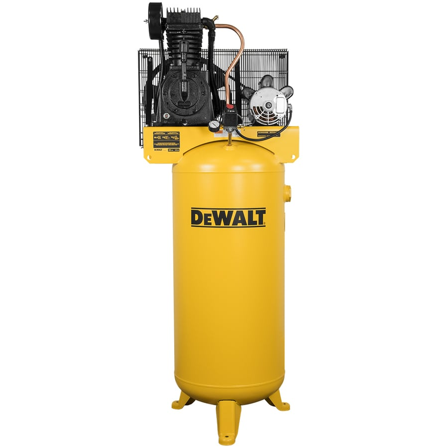 DEWALT 60-Gallon Electric Vertical Air Compressor