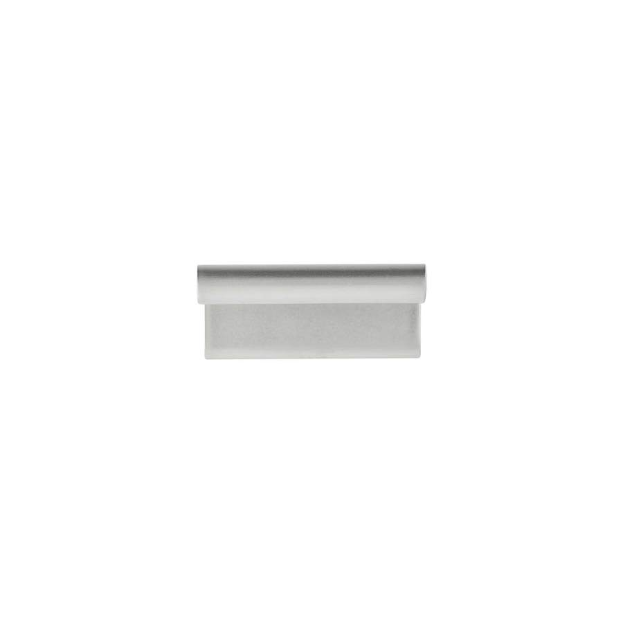 Continental Home Hardware 3/4-in Center-to-Center Satin Nickel Stella Rectangular Cabinet Pull