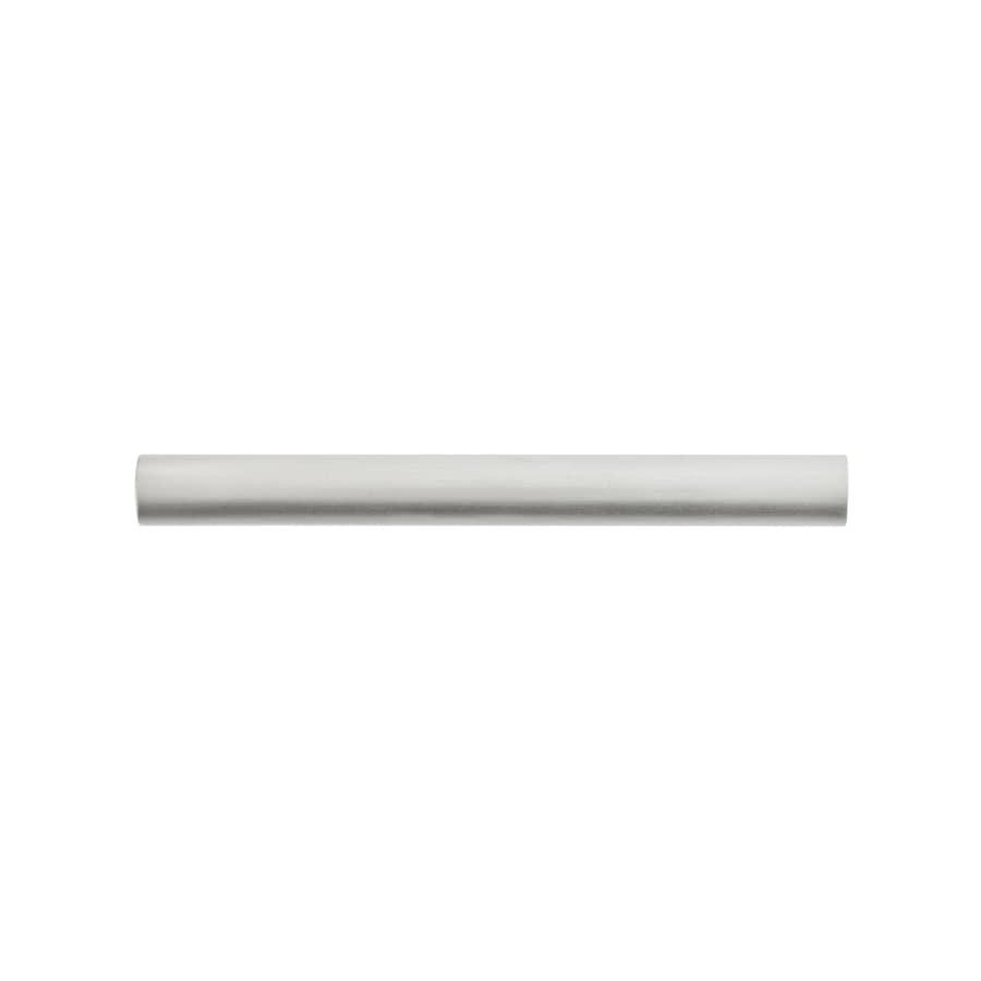 Continental Home Hardware 1-1/4-in Center-to-Center Satin Nickel Metro Bar Cabinet Pull