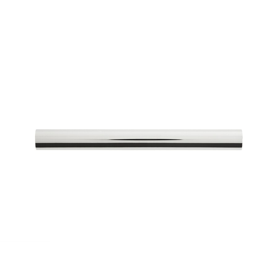 Continental Home Hardware 1-1/4-in Center-to-Center Polished Nickel Metro Bar Cabinet Pull