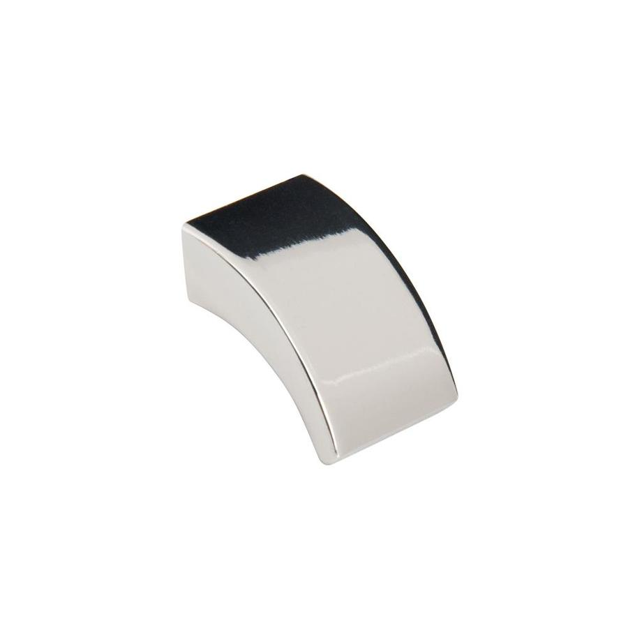 Sumner Street Lancaster Polished Nickel Square Cabinet Knob