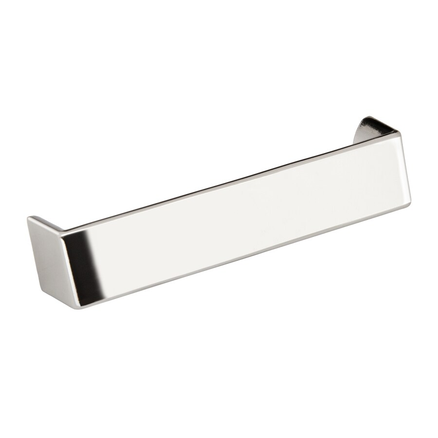 Sumner Street 3-3/4-in Center-to-Center Satin Nickel Symmetry Rectangular Cabinet Pull