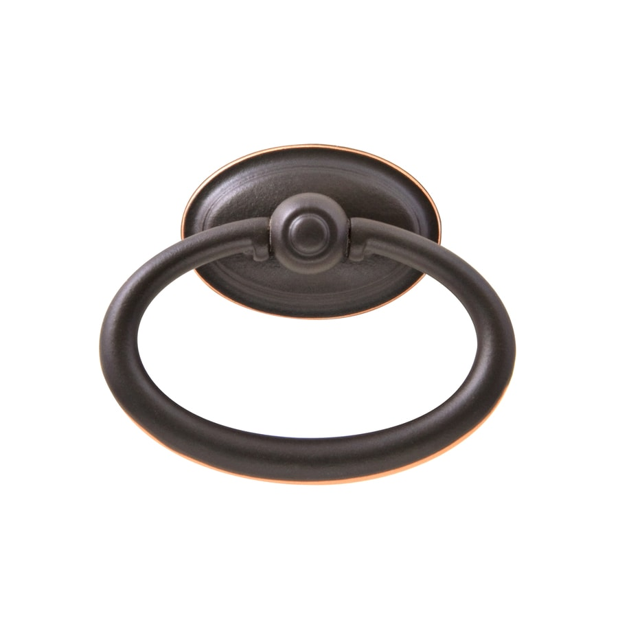 Sumner Street Symmetry Oil-Rubbed Bronze Oval Cabinet Knob