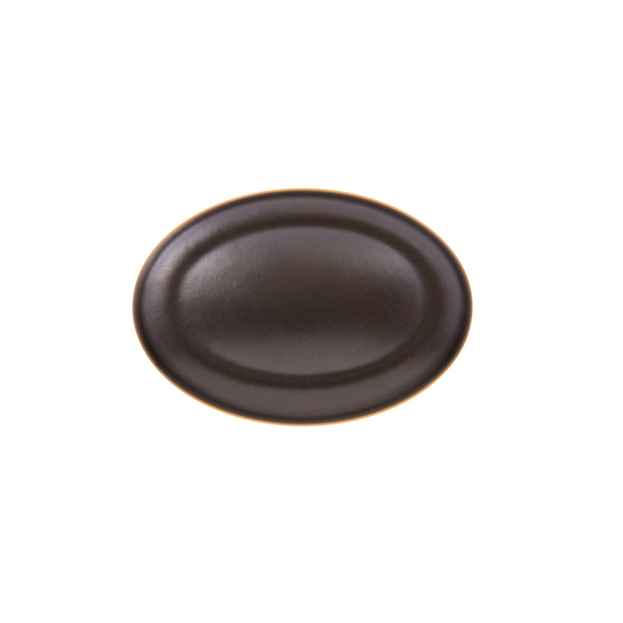 Sumner Street Oval Oil-Rubbed Bronze Oval Cabinet Knob