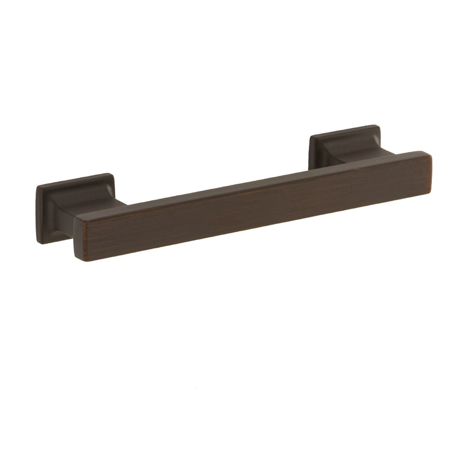 Shop Sumner Street 3-1/2-in Center-to-Center Oil-Rubbed Bronze ...