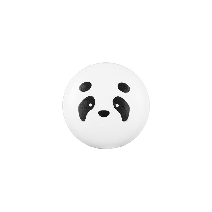 Sumner Street Home Hardware Panda Round Cabinet Knob