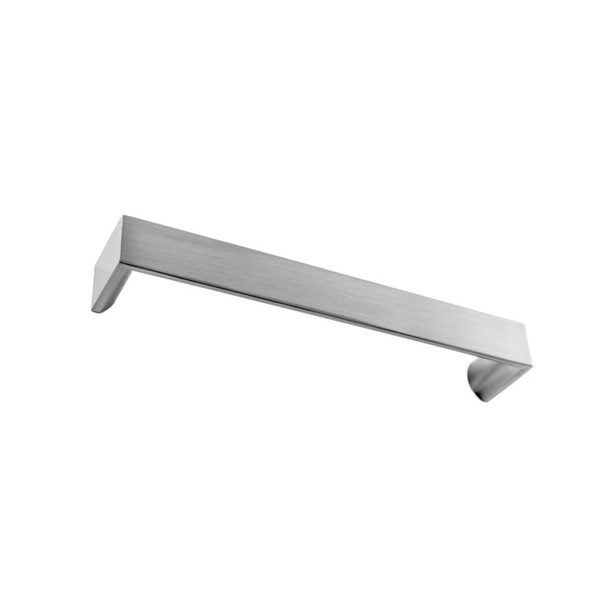 Sumner Street 160mm Center-to-Center Satin Nickel Architectural Bar Cabinet Pull