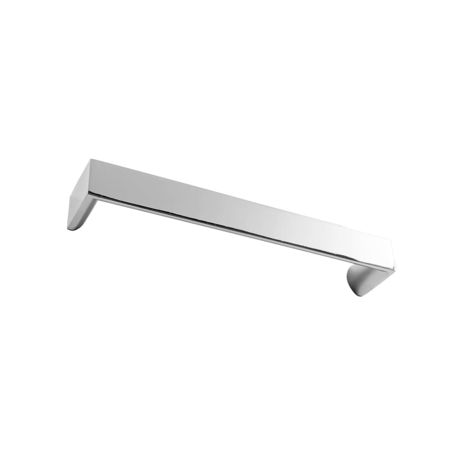 Sumner Street 160mm Center-to-Center Polished Nickel Architectural Bar Cabinet Pull