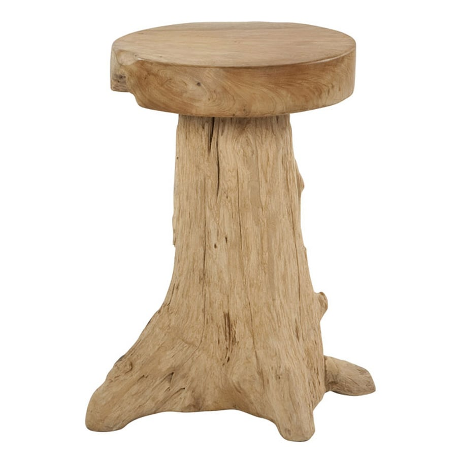 allen + roth Sylvan Park Round End Table