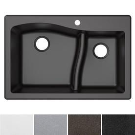 Black Kitchen Sinks at Lowes.com on