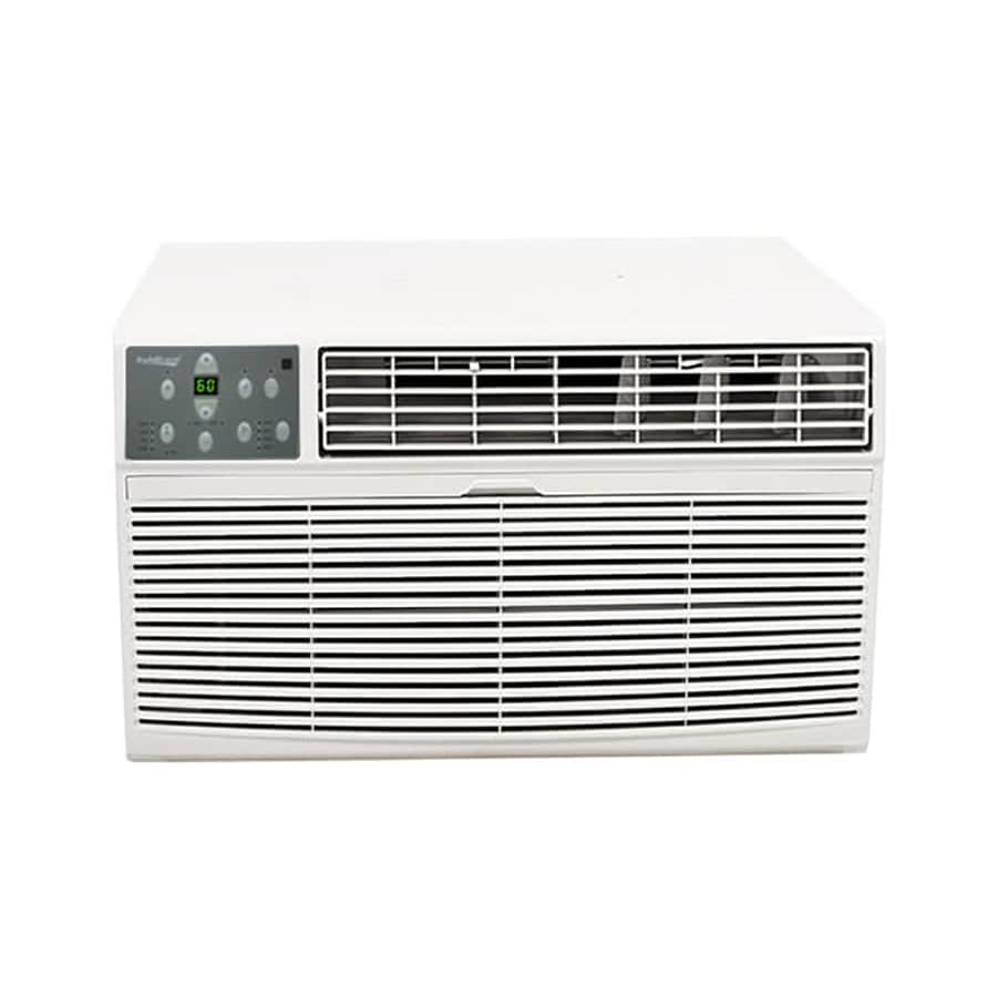 Koldfront 350 Sq Ft 115 Volt White Through The Wall Air Conditioner In The Wall Air Conditioners Department At Lowes Com