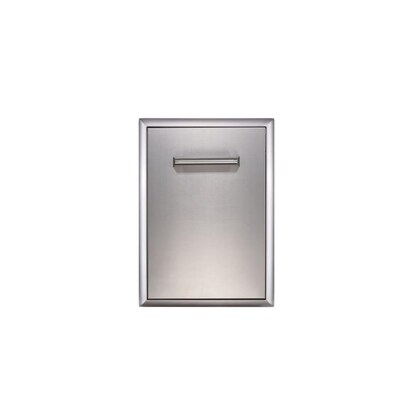 EdgeStar Built-In Grill Cabinet Pull-out Trash Drawer at Lowes.com