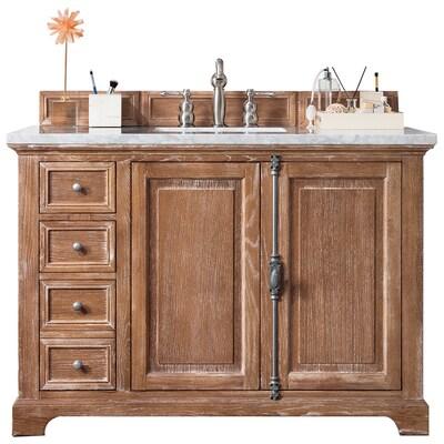 James Martin Vanities Providence 48 In Driftwood Single Sink