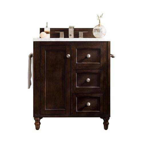 James Martin Vanities Copper Cove Encore 30-in Burnished ...