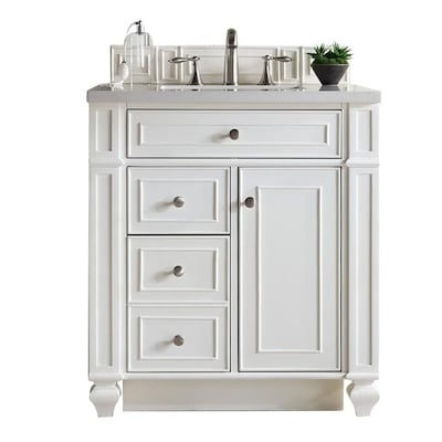 Bristol Freestanding Bathroom Vanities With Tops At Lowes Com