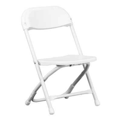 Enjoyable Kids White Plastic Folding Chair Caraccident5 Cool Chair Designs And Ideas Caraccident5Info