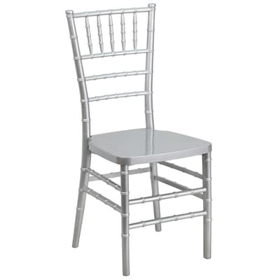 Remarkable Modern Silver Accent Chair Ibusinesslaw Wood Chair Design Ideas Ibusinesslaworg