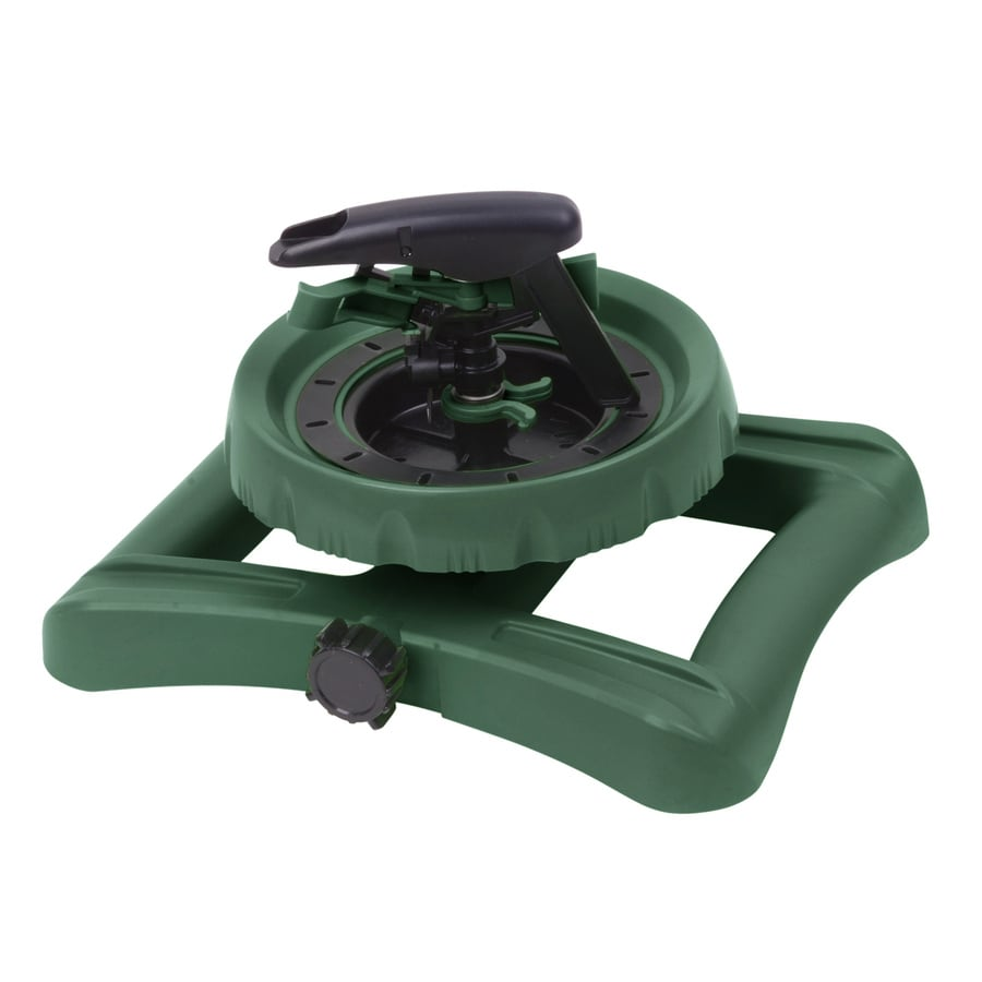 Yardsmith 5,800-sq ft Impulse Sled Lawn Sprinkler