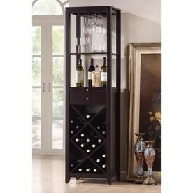 Fresh Wine Racks Cabinets Storage