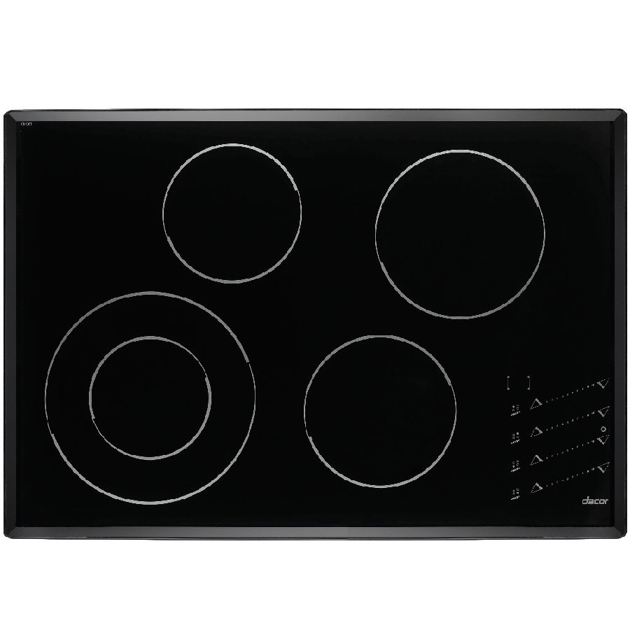 Shop dacor renaissance smooth surface electric cooktop for Dacor cooktop