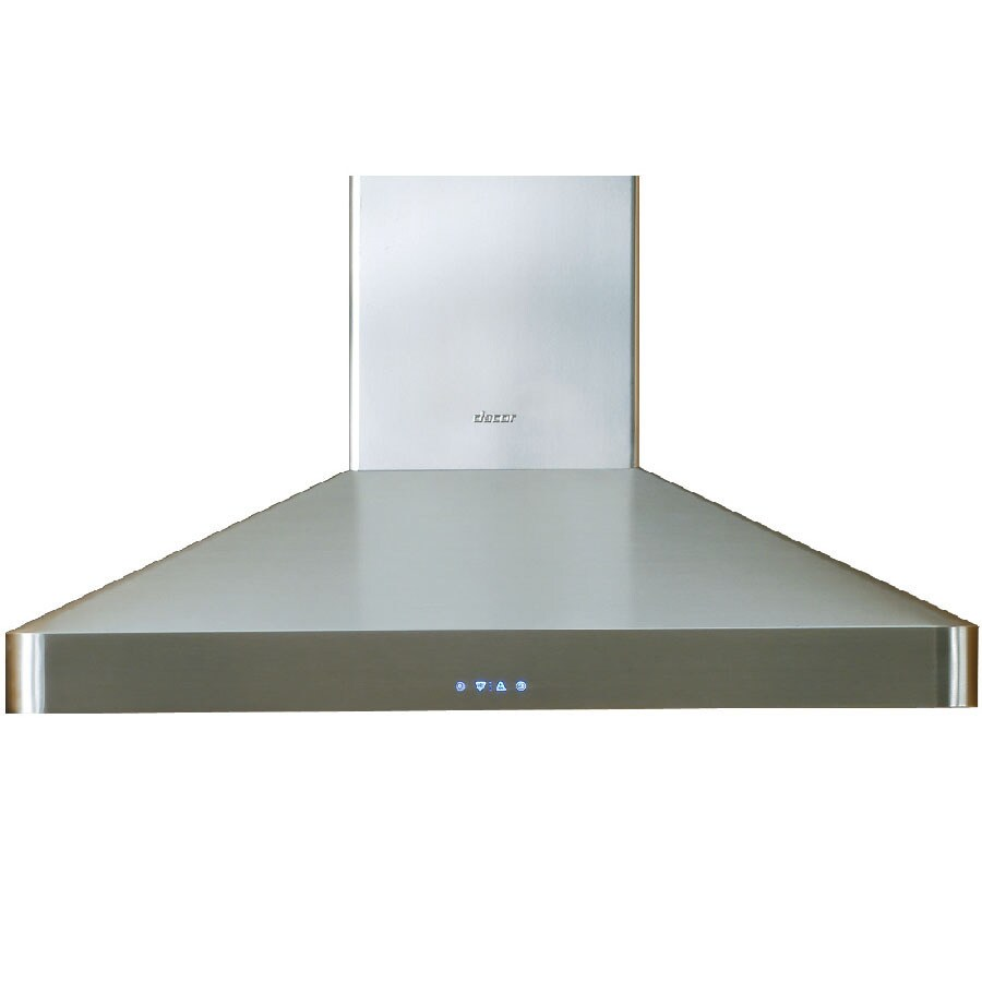 Shop Dacor Ducted Wall Mounted Range Hood Stainless Steel
