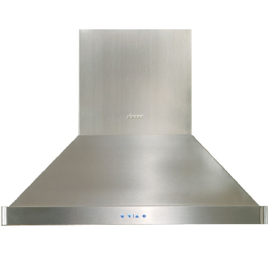 Dacor Ducted Island Range Hood (Stainless steel) (Common: 54-in; Actual: 54-in)