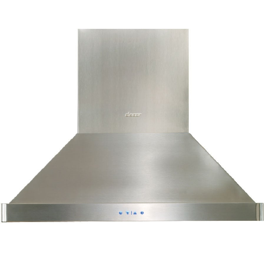 Dacor Ducted Island Range Hood (Stainless steel) (Common: 48-in; Actual: 48-in)