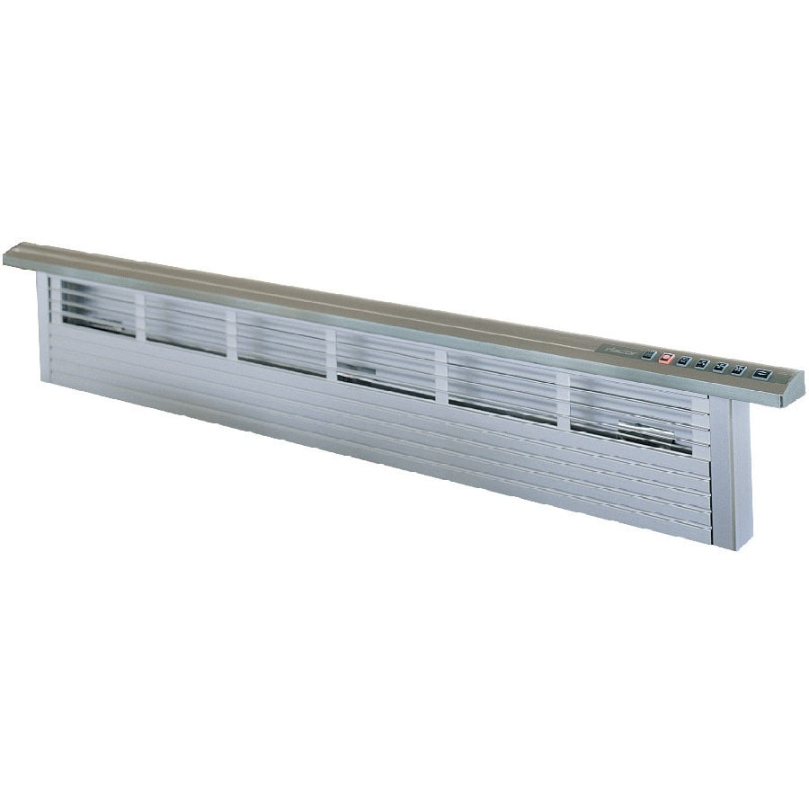 Shop dacor downdraft range hood stainless steel at for Dacor cooktop