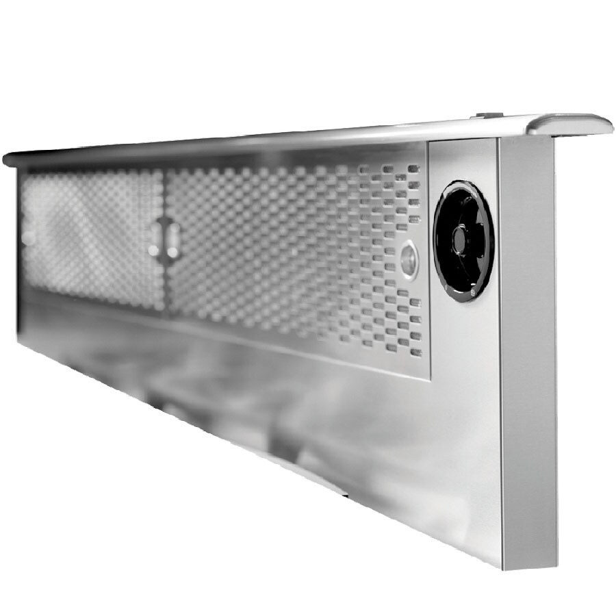 Dacor 36-in Downdraft Range Hood (Black)
