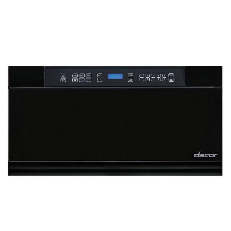 Dacor 1-cu ft Microwave Drawer (Black) (Common: 30-in; Actual 30-in)